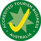 Accedited Tourism Business Australia Logo