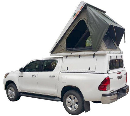 Big Country 4x4 Penthouse Tent Image