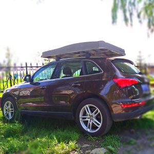 """Moremi Overland """"EXTREME LITE"""" Rooftop Tent 4"""